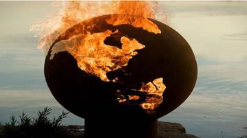 mondo in fiamme