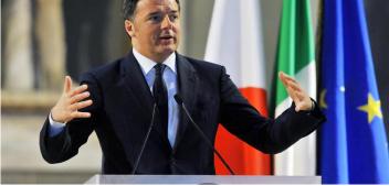 Un Renzi in trincea