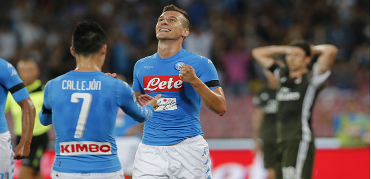 Napoli- Milan: le pagelle di Pasquale Lucchese