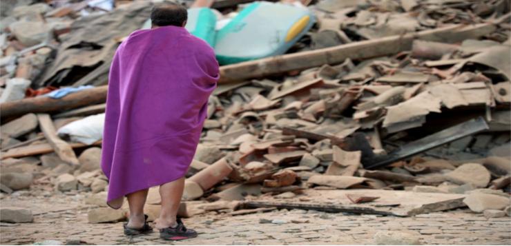 Terremoto: si contano i danni. Aiuti alle popolazione colpite: Casoria c'è!