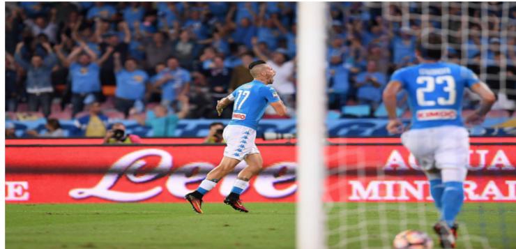 Napoli -Chievo : le pagelle di Pasquale Lucchese.