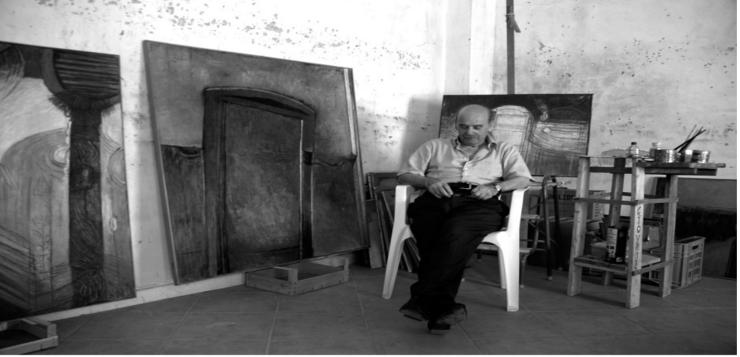 Addio a Pesce, il pittore gentile che rivoluzionò gli anni '50.