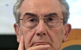 ©AlessandroParis/Lapresse Trento 01-06-2008 economia Festival dell'economia Nella foto: Luciano Gallino