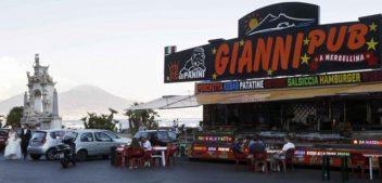 Il pub di Gianni e il soprintendente…