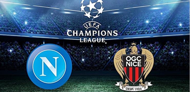 Napoli Nizza 2-0. Pagelle e giudizi di Pasquale Lucchese