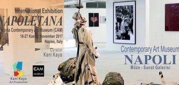 Napoletana al Museo CAM – 37 artisti turchi al museo di Casoria