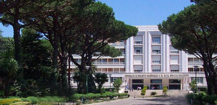 Interventi al polmone: il Monaldi è il primo in Italia per il quarto anno consecutivo