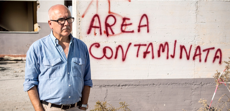 """Orta di Atella, tre liste per Enzo Tosti. """"Da qui parte il riscatto della nostra città"""""""