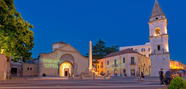 Una città bellissima: Benevento