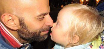 La storia di Alba e del suo papà speciale