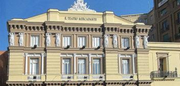 Al Teatro Mercadante, il primo bookclub delle emozioni