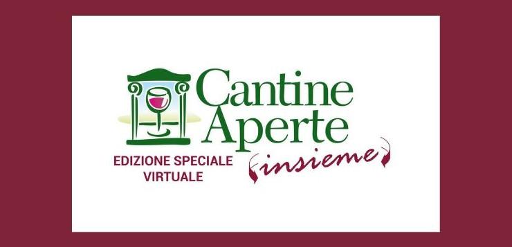 #cantineaperteinsieme: il 30 e il 31 maggio appuntamento con la 28esima edizione di Cantine Aperte