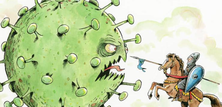 Pandemia, pandemonio e pinzimonio, purtroppo non è un film, anche se ne citerò qualcuno