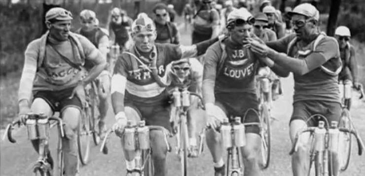 Il proverbiale Malabrocca, eroe del ciclismo dalla maglia nera. Quando l'ultimo vinceva…