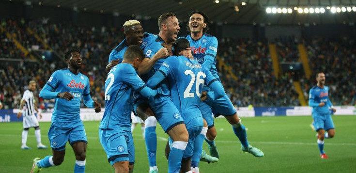 Udinese vs Napoli – Quanto è bello sognare…