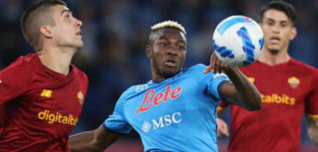 Roma vs Napoli – Si interrompe la striscia vincente, ma il Napoli è sempre primo